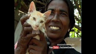 getlinkyoutube.com-Ayisha from Kottayam cares abandoned street dogs | Kannadi 31 Jan 2016
