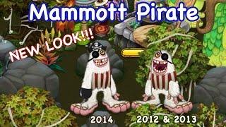 getlinkyoutube.com-1st Costumed Monster 2014...MAMMOTT NEW PIRATE COSTUME :)