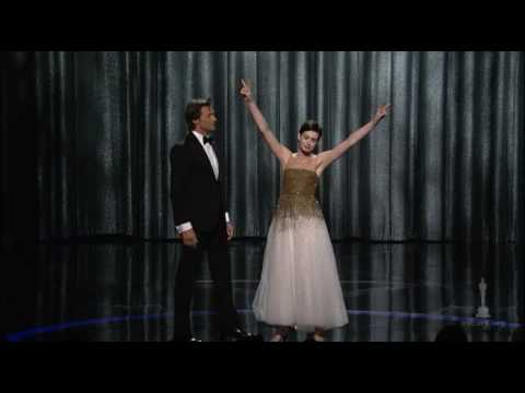 Hugh Jackman's opening number at the Oscars®