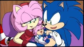 getlinkyoutube.com-amy y sonic y su hija aurora
