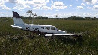 Emergency Landing - Piper Arrow III