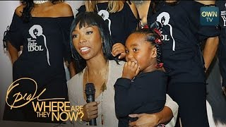 getlinkyoutube.com-The Tough Parenting Decision Brandy Had to Make | Where Are They Now | Oprah Winfrey Network