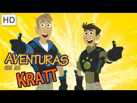 Aventuras con los Kratt (HD Español) - Compilación - Episodios Completos - 2 Horas!