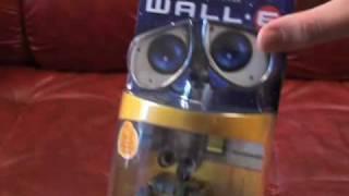 getlinkyoutube.com-Wall-e Unboxing