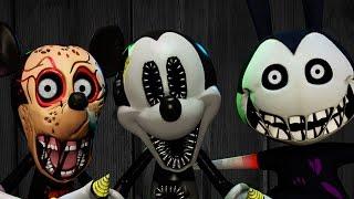 getlinkyoutube.com-THE DISNEY NIGHTMARE... | Nightmare Before Disney