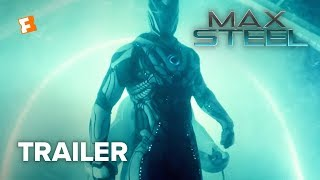 getlinkyoutube.com-Max Steel Official Trailer 1 (2016) - Superhero Movie