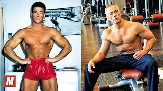 getlinkyoutube.com-Jean Claude Van Damme | From 21 To 56 Years Old