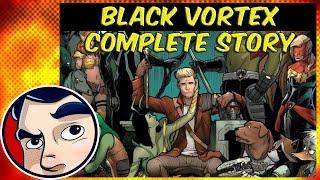 getlinkyoutube.com-Black Vortex  (Guardians of The Galaxy and X-Men) #1