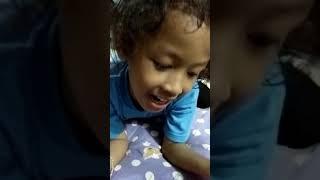 Lagu anakku Daiva..