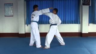 getlinkyoutube.com-One Step Sparring 1 - 10