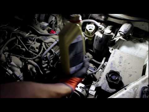 Замена сцепления на SsangYong Actyon 2,0 4WD СсангЙонг Актион 2012 года 4часть