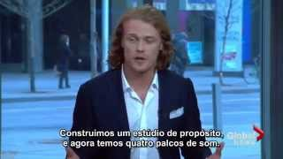getlinkyoutube.com-Sam Heughan no The Morning Show Toronto (legendado)