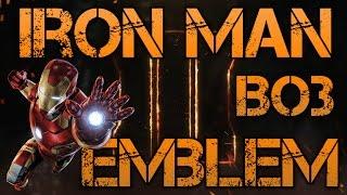 getlinkyoutube.com-Black Ops 3 Epic Iron Man Emblem Tutorial