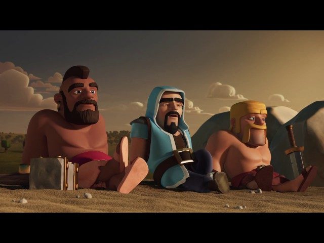 Clash of Clans Update Teaser