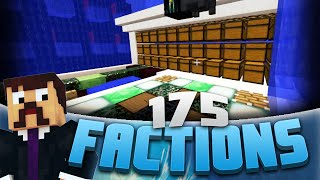 Minecraft Factions #175 - RICH Faction Base!  (Minecraft Raiding)