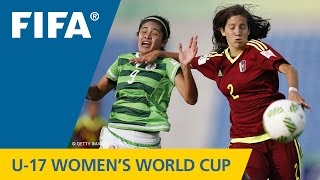 Match 25: Mexico v Venezuela - FIFA Women's U17 World Cup Jordan 2016