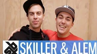 getlinkyoutube.com-SKILLER & ALEM  |  The Faster Going Way