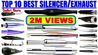getlinkyoutube.com-#18 TOP 10 Best sound Silencer / Exhaust of Royal enfield / Top 10