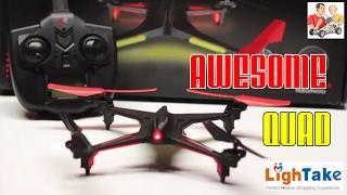 getlinkyoutube.com-ALIEN X250 Quad Review