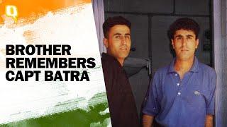 getlinkyoutube.com-The Quint: Remembering Vikram Batra: His Twin Tells Us the Tale of Luv & Kush