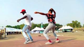 Reekado Banks - Easy Jeje ( Official Dance Video ) width=