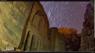 JORDAN Timelapse Petra Amman Jerash etc,,,