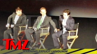 getlinkyoutube.com-Mark Wahlberg -- Actors Comparing Themselves to Soldiers -- 'How F**king Dare you!' | TMZ
