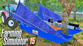 getlinkyoutube.com-Farming Simulator 2015 - Colheita de Laranjas