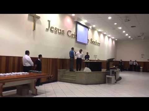 TESTEMUNHO REUNIÃO DO PRESIDIO 13 JAN 13