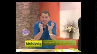 getlinkyoutube.com-Hermenegildo Zampar - Bienvenidas TV - Moldería Dibujo Molde Base