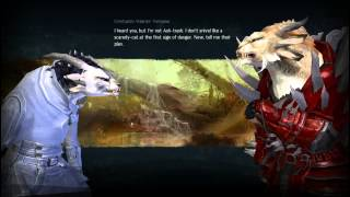 "getlinkyoutube.com-GW2 Charr Personal Story: Asrai Frostwhisper ""For The Legion"""
