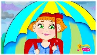 getlinkyoutube.com-Парасолька - весела дитяча пісенька