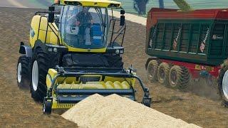 getlinkyoutube.com-Farming Simulator 2015 - DLC New Holland FR 850