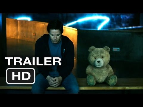Ted Official Greenband Trailer #2 -Mark Wahlberg, Mila Kunis, Seth MacFarlane Movie (2012) HD