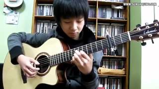 Titanic Theme My Heart Will Go On  - Sungha Jung (stafaband.de)