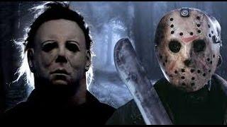 getlinkyoutube.com-Freddy vs. Jason vs. Michael Part 3 (Michael looking for Lori)
