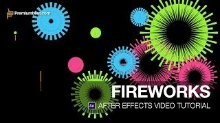 getlinkyoutube.com-After Effects Video Tutorial: Shape Based Fireworks