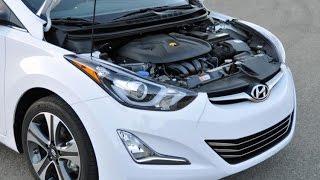 getlinkyoutube.com-Hyundai Elantra 2015 Top Speed