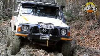 getlinkyoutube.com-Wildstate - Happiness (Nissan Patrol 2.8TD Y60) [HD]