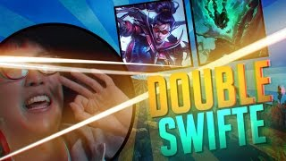 Doublelift - 和swife的雙排之旅