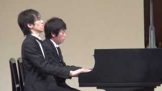 getlinkyoutube.com-William Tell Overture (piano 4-hands)