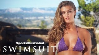 getlinkyoutube.com-Nina Agdal Uncovered | Sports Illustrated Swimsuit 2015
