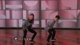 getlinkyoutube.com-LUCKY ACES: Journey To The Ellen Show!