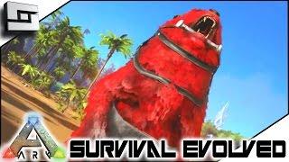 getlinkyoutube.com-1000+ ALPHA DIREBEAR TAME! Modded ARK: Extinction Core E10 ( Ark Survival Evolved Gameplay )