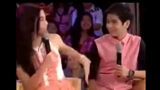 getlinkyoutube.com-JaiLene On GGV (Sharlene Sanpedro and Jairus Aquino)