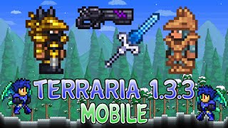 getlinkyoutube.com-Terraria 1.3.3.2 Items In Mobile 1.2.4 Ios/Android 2016