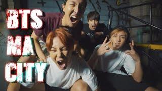 getlinkyoutube.com-BTS (방탄소년단) - Ma City MV (Virtual 3D Effect) [HEADPHONE]
