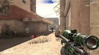 Special Force 2 [TH] M40A1 Giganteus Fx & Cz700. Quick Scope- By. Eaddy-