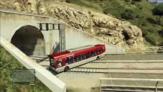 getlinkyoutube.com-GTA 5 - Conducir trenes o morir en el intento
