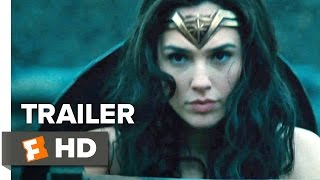 getlinkyoutube.com-Wonder Woman Official Comic-Con Trailer (2017) - Gal Gadot Movie